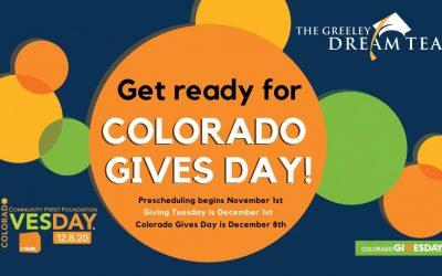 Colorado Gives Day 2020