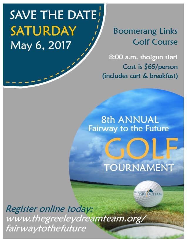 8th Annual Fairway to the Future Golf Tournament