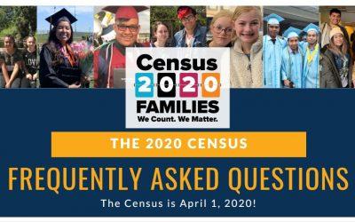 2020 Census FAQ