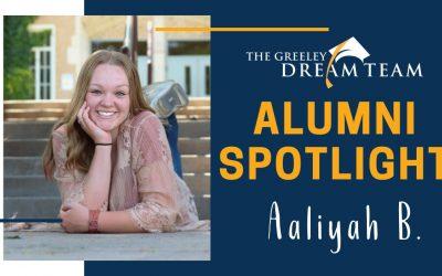 Alumni Spotlight: Aaliyah B.