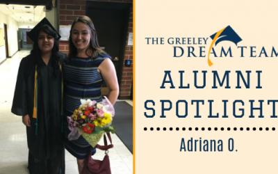 Alumni Spotlight: Adriana O.