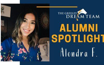 Alumni Spotlight: Alondra F.