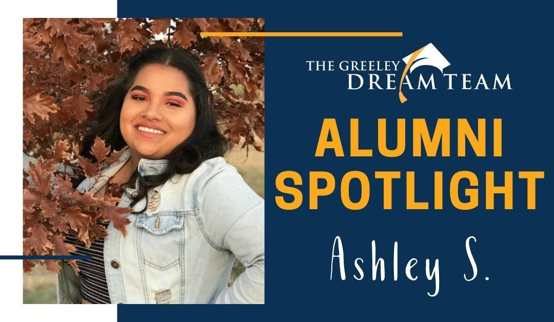 Alumni Spotlight – Ashley S.