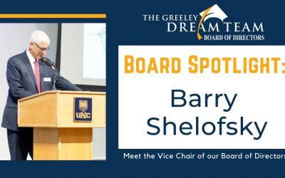 Board Spotlight: Barry Shelofsky