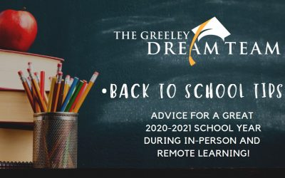 2020 Back to School Tips