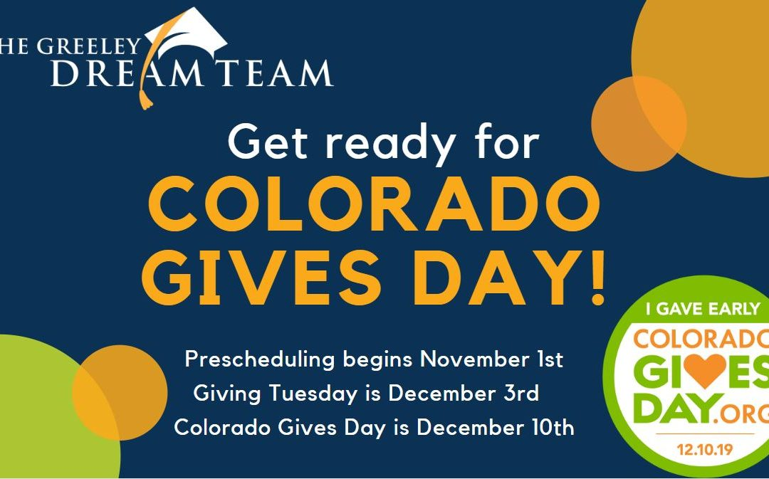 Colorado Gives Day 2019