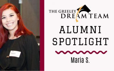 Alumni Spotlight: Maria S.