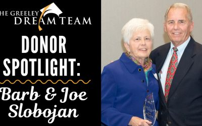 Donor Spotlight: Barb & Joe Slobojan