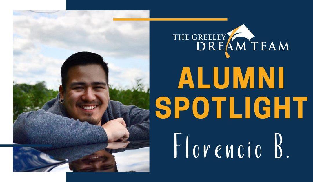 Alumni Spotlight: Florencio B.