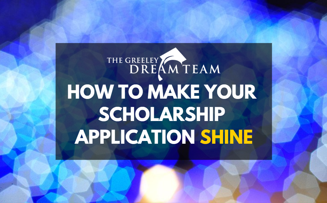 How to Make Your Scholarship Application Shine