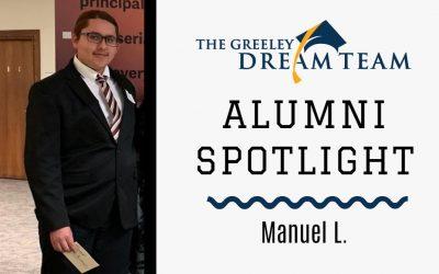 Alumni Spotlight: Manuel L.