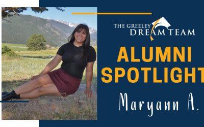 Alumni Spotlight: Maryann A.