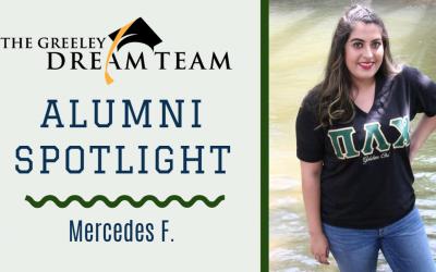 Alumni Spotlight: Mercedes F.