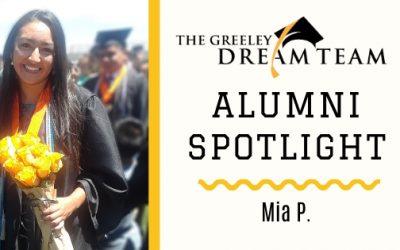 Alumni Spotlight: Mia P.