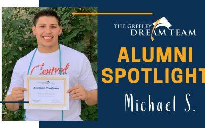 Alumni Spotlight: Michael