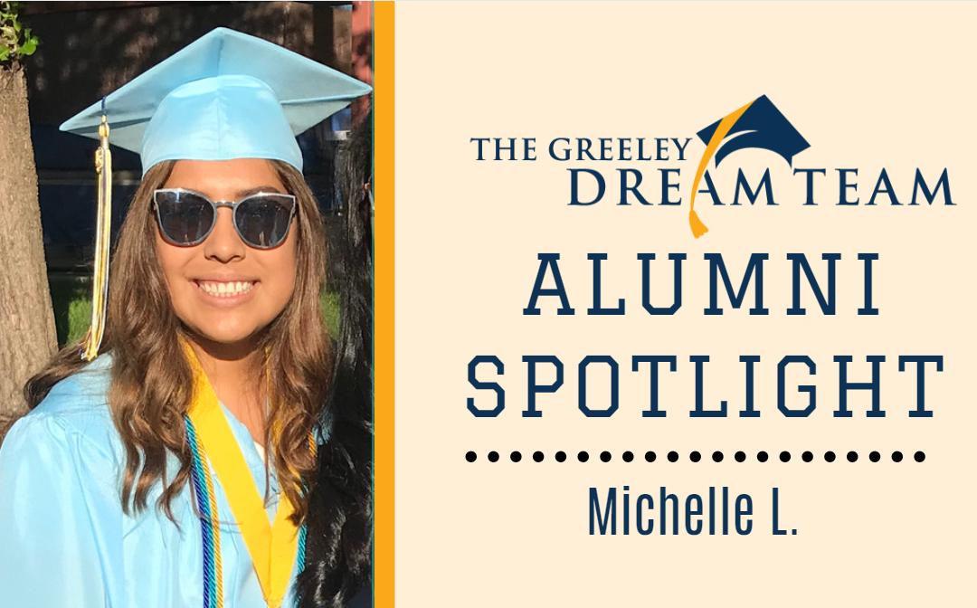 Alumni Spotlight: Michelle L.