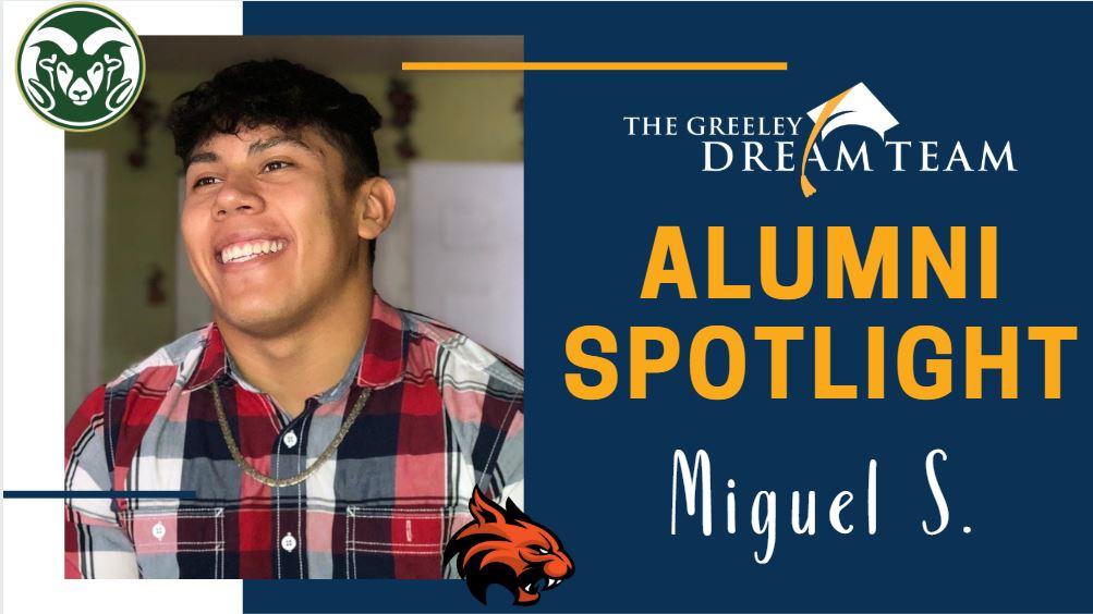Alumni Spotlight: Miguel S.