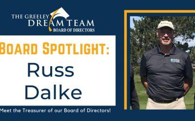 Board Spotlight: Russ Dalke