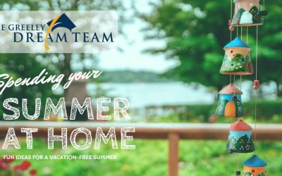 Spending Your Summer at Home: Fun Ideas for a Vacation-Free Summer