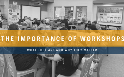 The Importance of Workshops