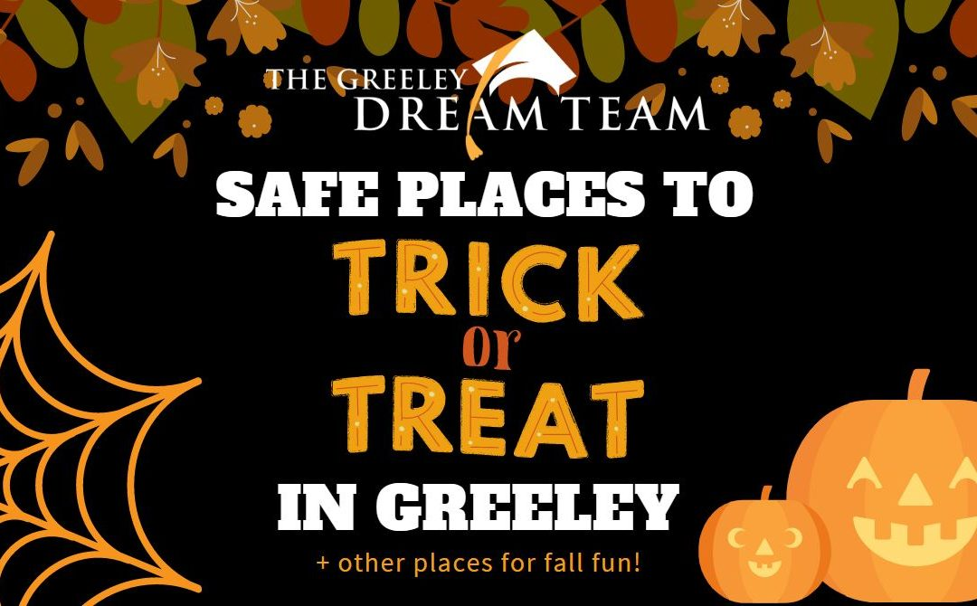 Safe Places to Trick-or-Treat in Greeley