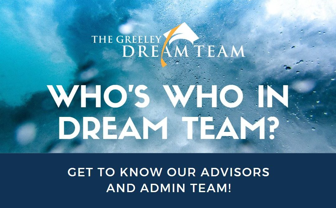 Who's Who in Dream Team?