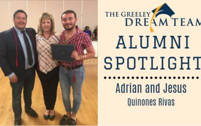 Alumni Spotlight: Adrian & Jesus Quinones Rivas