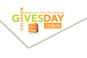 Colorado Gives Day 2016