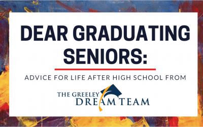Dear Graduating Seniors: Advice for Life After High School