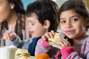 District 6 Host Regional Summer Meal Kickoff Event
